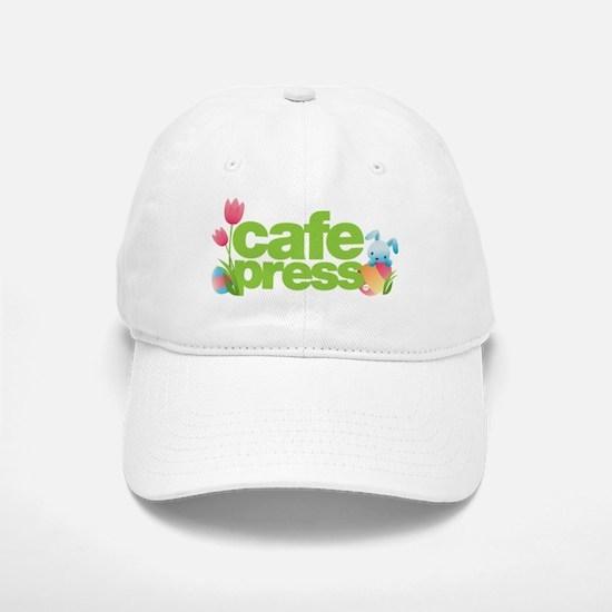 CafePress Easter Baseball Baseball Cap