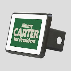 Carter for President Rectangular Hitch Cover