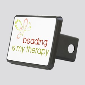 Beading is my Therapy Rectangular Hitch Cover