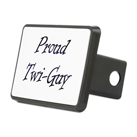 Twi-Guy Rectangular Hitch Cover