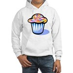 Pop Art - 'Cake' Hooded Sweatshirt