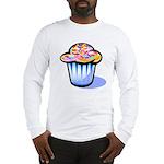 Pop Art - 'Cake' Long Sleeve T-Shirt