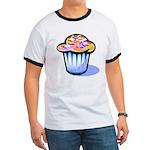 Pop Art - 'Cake' Ringer T