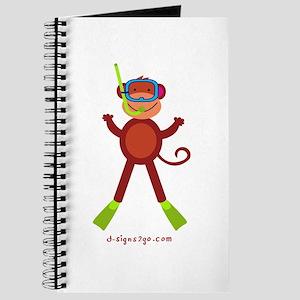 Monkey Snorkel Journal