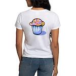 Pop Art - 'Cake' Back/Front Women's T-Shirt