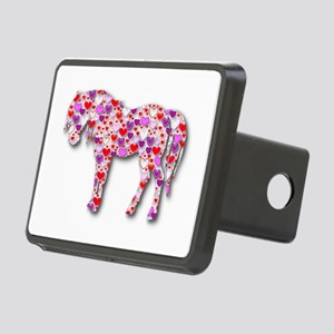 The Original Heart Horse Rectangular Hitch Coverle