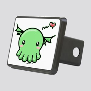 Sweethulhu cute Cthulhu Rectangular Hitch Coverle)