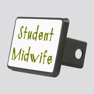 Student Midwife Rectangular Hitch Cover