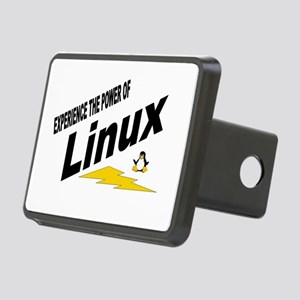 Linux Power Rectangular Hitch Cover