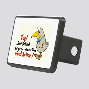 Yep Need Action! :-) Rectangular Hitch Cover
