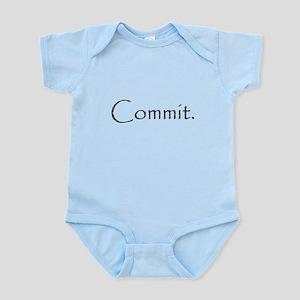 Commit.png Infant Bodysuit
