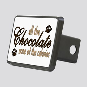 All the Chocolate Rectangular Hitch Cover
