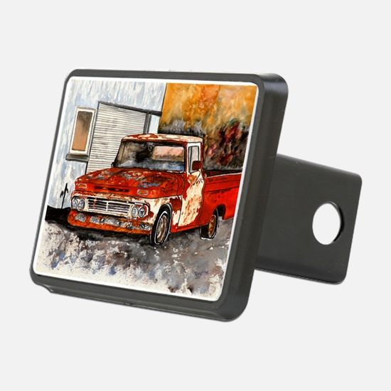 old pickup truck vintage anti Hitch Cover