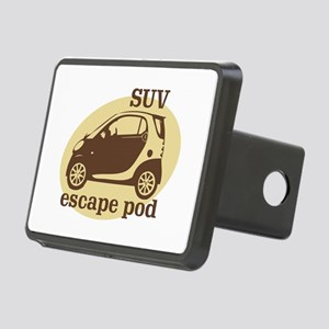 SUV Escape Pod Rectangular Hitch Cover