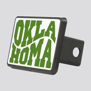 Oklahoma Rectangular Hitch Coverle)