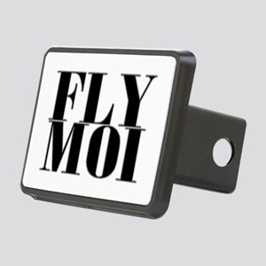Fly Me Rectangular Hitch Cover