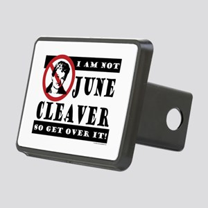NOT June Cleaver! Rectangular Hitch Cover