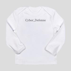 Cyber Defense Long Sleeve T-Shirt