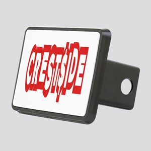 CREST$IDE -- T-SHIRTS Rectangular Hitch Cover