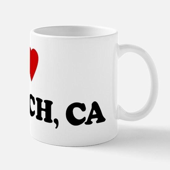 I Love Antioch Mug