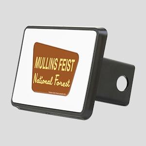Mullins Feist Rectangular Hitch Coverle)