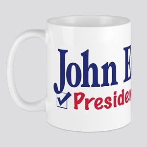 John Edwards Vote Blue 2008 Mug