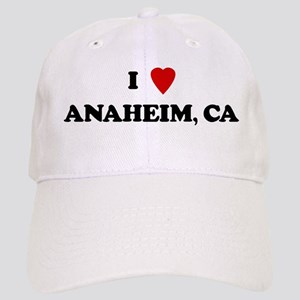 I Love Anaheim Cap