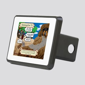 Gaming Law #3 Comic Rectangular Hitch Cover