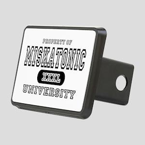 Miskatonic University Rectangular Hitch Cover