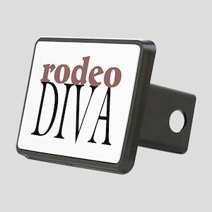 Rodeo Diva Rectangular Hitch Cover