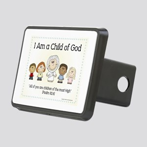 2008 Primary Theme Rectangular Hitch Cover