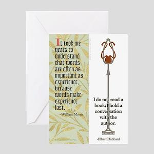 Morris/Hubbard Greeting Card