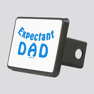 Expectant Dad Rectangular Hitch Cover
