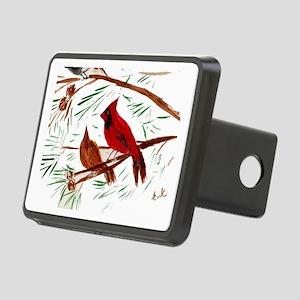 Bird Lovers Choice Rectangular Hitch Cover