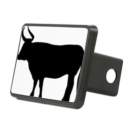 Bull Rectangular Hitch Coverle)