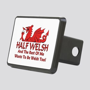 ...Half Welsh... Rectangular Hitch Cover