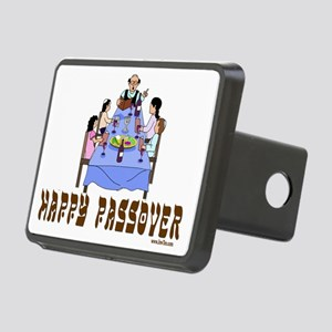 HAPPY PASSOVER Rectangular Hitch Coverle)