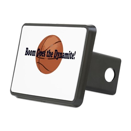 Boom Goes the Dynamite Rectangular Hitch Cover