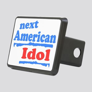 Next American Idol Rectangular Hitch Coverle)