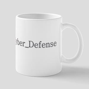 Cyber Defense Mugs