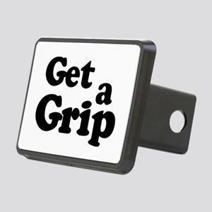 Get a Grip Rectangular Hitch Cover