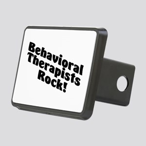 Behavioral Therapists Rock! Rectangular Hitch Cove