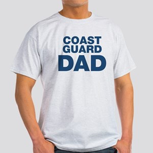 Coast Guard Dad Light T-Shirt