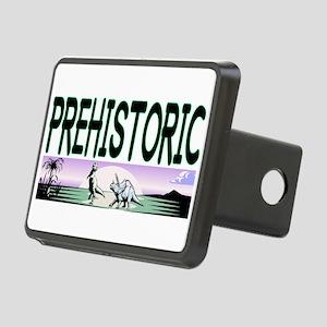 Prehistoric Rectangular Hitch Cover