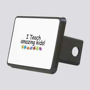 I Teach Amazing Kids Rectangular Hitch Cover