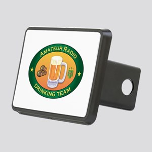 Amateur Radio Team Rectangular Hitch Cover