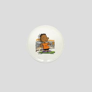 Franklin Skates Mini Button