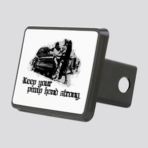 Keep Your Pimp Hand Strong Rectangular Hitch Cover