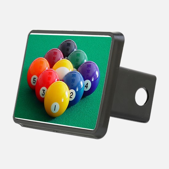 9 Ball Rack Hitch Cover