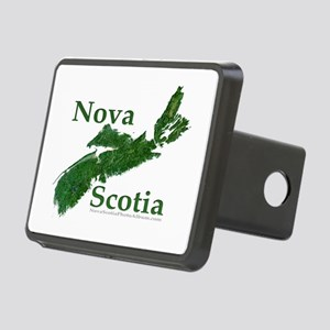 Nova Scotia Rectangular Hitch Cover